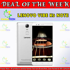 LENOVO VIBE K5 NOTE ★ GOLD ★ SILVER ★ GREY ★ 32GB ★ 3GB ★ THEATERMAX ★ WARRANTY