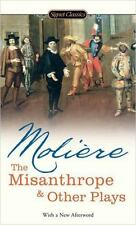 The Misanthrope and Other Plays (Signet Classics)-ExLibrary