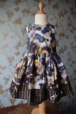 Jottum SILDA pixel dress/robe/jurk/Kleid size 116 / 6 yrs very good condition