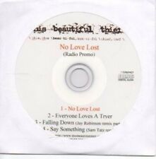 (AH277) This Beautiful Thief, No Love Lost - DJ CD