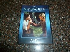 Amy Disney Generations Collection DVD