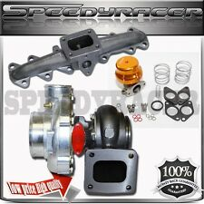 Upgrate T4 Turbocharger Kits fits 93 94 95 96 97 98 Toyota Supra MK4  2JZ GTE