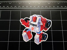 Transformers G1 Swerve box art vinyl decal sticker Autobot toy 1980's 80s