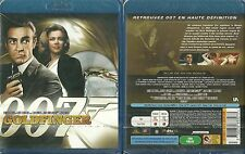 BLU RAY - JAMES BOND 007 : GOLDFINGER avec SEAN CONNERY NEUF EMBALLE NEW SEALED