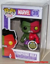 FUNKO POP Marvel COMPOUND HULK #39 EXCLUSIVE  Vinyl Figure Sealed IN STOCK NOW!
