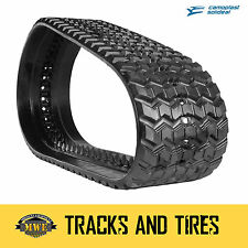 One Bobcat T300 Rubber Track - Camoplast Solideal 450X86X55 SD Tread