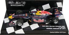 Minichamps Red Bull RB7 Vainqueur GP Turquie 2011-S VETTEL, échelle 1/43,