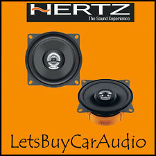 "HERTZ DCX100.3  (10CM) 4"" COAXIAL 60 WATT 2 WAY DOOR / DASH SPEAKER"