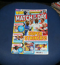 MATCH OF THE DAY MAGAZINE ISSUE NO.76  25-31 AUGUST 2009