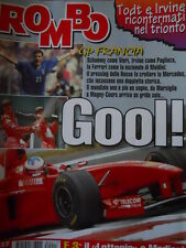 ROMBO 27 1998 Superturismo: Alfa vince 2-0 - Test Toyota Avensis 2.0 16V