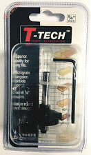 "Trend T-Tech TT/47 - 1/4"" TCT Guided Slotting 6.5mm for Wood"
