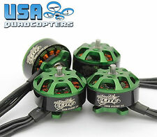 Set of 4 MultiStar Elite 2306 2150kv Brushless Motor (2)CW (2)CCW with Hardware