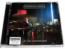 cd-album, Proffessor Green - At Your Inconvinience, Australia, MINT