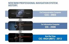 BMW Navigation ONE TIME FSC CODE