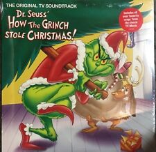 Dr. Seuss' How The Grinch Stole Christmas O.S.T. [Vinyl New] Green Color {2013}