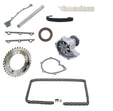 BMW E12 E23 E24 E28 E32 E34 Timing Chain Cam Gear Guide Kit NEW
