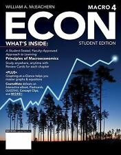 New, Engaging Titles from 4LTR Press: ECON - Principles of Macroeconomics...