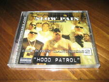 Chicano Rap CD Slow Pain Old Town Gangsters 2 Hood Patrol - SEVEN Bigg Bandit