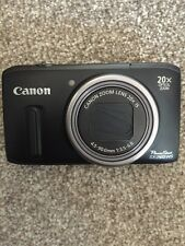 Canon POWERSHOT sx260 HS 12.1mp Fotocamera Digitale-Nero