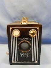 Kodak Brownie Target Six - 20, Camera only, collectible, uses 620 film from 1950