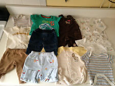 11pc newborn boys set wholesale mix baby lot pre-owned.