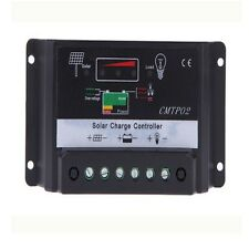 20A 12V 24V Auto Switch PWM Solar Panel Battery Regulator Charge Controller