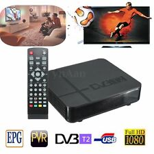 3D HD 1080P Auto DVB-T2 +S2 TV Satellite Receiver Video Broadcasting Set top Box