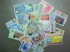 21 DIFFERENT TRINIDAD & TOBAGO IN COMPLETE SETS ONLY /  STAMP COLLECTION - LOT