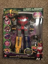 Mighty Morphin' Power Rangers MMPR 2010 Dino Megazord Decals Unused (Open Box)