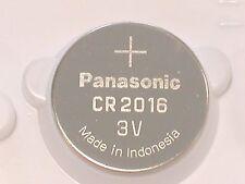 2 pc BULK NEW PANASONIC CR2016 cr 2016  lithium 3 v battery EXPIRE 2025