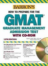 How to Prepare for the GMAT with CD-ROM (Barron's How to Prepare for the Gmat Gr