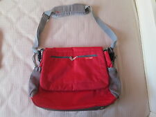 AUTHENTIC SkipHop Diaper Bag (RED)