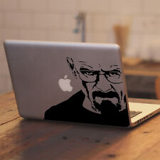 "Breaking Bad Angry Walter White for Macbook 11 12 13 15 17"" Vinyl Decal Sticker"