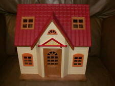 Calico Critters cozy cottage house cabin