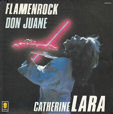 45TRS VINYL 7''/ FRENCH SP CATHERINE LARA / FLAMENROCK / TREMA