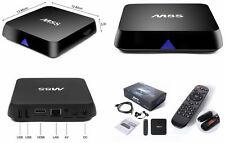 M8S 4K Android 4.4 TV Box IPTV KODI WiFi Amlogic S812 Quad Core Plus TVBOX HDMI