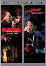 A Nightmare on Elm Street/A Nightmare on Elm Street 2: Freddys Revenge (DVD, 20…