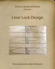 Liner Lock Design (DVD) / bladesmithing/ knifemaking / knife making