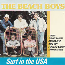 THE BEACH BOYS : SURF IN THE USA / CD - NEUWERTIG