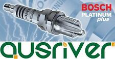 Genuine BOSCH Spark Plug Platinum Plus HR8MPV Pure Platinum Centre Electrode