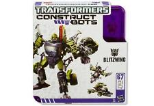 Hasbro TRANSFORMERS Construct Bots BLITZWING 3in1 67 Teile A4708 NEU OVP