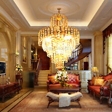 Crystal Chandelier Modern Ceiling Light Pendant Lighting Living Room Bedroom