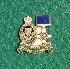 RUC Royal Ulster Constabulary Police GEORGE CROSS tie tac pin badge
