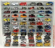Hot Wheels Redline Diecast 1:64 Display Case 72OS COMP.