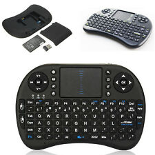 2.4G Wireless Mini Fly Air Keyboard Mouse Touchpad For Smart TV Xbox PS3 Android