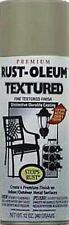 Rust-Oleum 7223-830 Textured Enamel Spray Paint, Textured, 12 Oz (X12300*A)