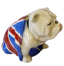 Royal Doulton British Jack Bulldog SPECTRE Figurine James Bond Film DD007M New