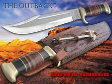 THE OUTBACK™ MARK II - MESSER VON DOWN UNDER KNIVES NEUE VERSION NEU/OVP !!