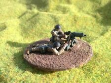 EWM PoIinf24 1/76 Diecast WWII Polish Browning Machine Gun + 2 Crewmen
