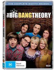 The BIG BANG THEORY Season 8 : NEW DVD